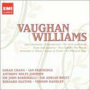 Vaughan Williams: Tallis Fantasia; Greensleeves; The Lark Ascending