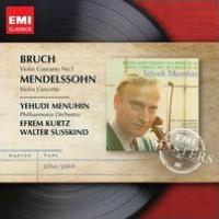 Mendelssohn: Violin Concerto; Bruch: Violin Concerto No. 1