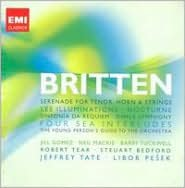Britten: Songs Cycles; Orchestral Works
