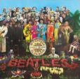 CD Cover Image. Title: Sgt. Pepper's Lonely Hearts Club Band, Artist: The Beatles