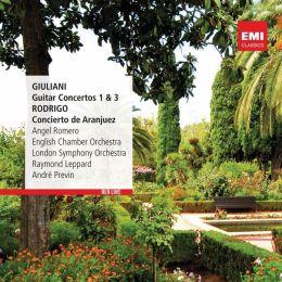 Giuliani: Guitar Concertos Nos. 1 & 3; Rodrigo: Concierto de Aranjuez