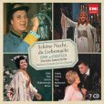 CD Cover Image. Title: Schne Nacht, du Liebesnacht: Electrola Querschnitte