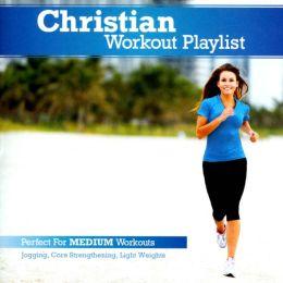 Christian Workout Playlist: Medium Paced