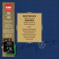 Beethoven: Triple Concerto; Brahms: Double Concerto; Violin Concerto