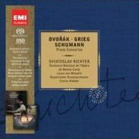 Dvorák, Grieg, Schumann: Piano Concertos