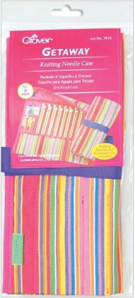 Getaway Mini Single Point Knitting Needle Case-For 9