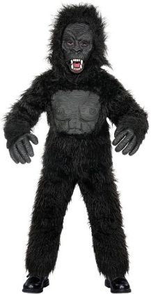 Mighty Gorilla Child Costume: Small (5-7)