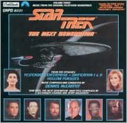 Star Trek: The Next Generation, Vol. 3 [Original TV Soundtrack]
