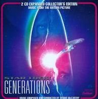 Star Trek: Generations [Original Motion Picture Soundtrack]
