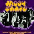 CD Cover Image. Title: Live At Stony Brook University, NY, October 22nd 1968, Artist: Moby Grape