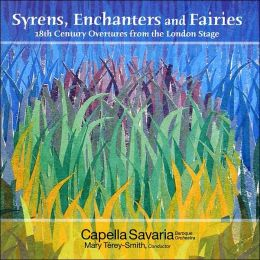 Syrens, Enchanters and Fairies