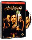 Video/DVD. Title: The Librarian - Quest for the Spear