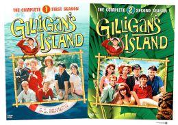 Gilligan's Island: Complete Seasons 1 & 2