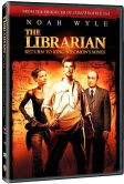 Video/DVD. Title: The Librarian - Return to King Solomon's Mines