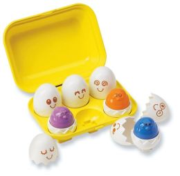 Tomy - Hide and Squeak Eggs