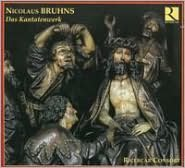 Nicolaus Bruhns: Das Kantatenwerk