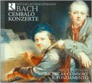 Wilhelm Friedemann Bach: Cembalo Konzerte