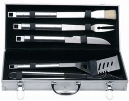BergHOFF International 1108179 Cubo 6pc BBQ Set in Case