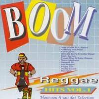 Boom Reggae Hits, Vol. 1