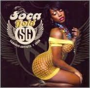 Soca Gold 2008 [CD/DVD]