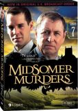 Video/DVD. Title: Midsomer Murders: Series 7