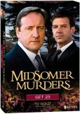 Video/DVD. Title: Midsomer Murders Set 23