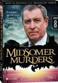 Video/DVD. Title: Midsomer Murders Series 8 Reissue