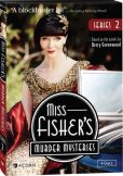 Video/DVD. Title: Miss Fisher's Murder Mysteries Series 2
