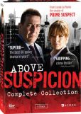 Video/DVD. Title: Above Suspicion: Complete Collection