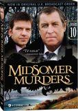 Video/DVD. Title: Midsomer Murders: Series 10