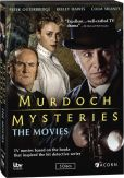 Video/DVD. Title: Murdoch Mysteries: The Movies
