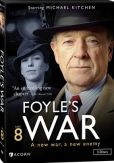Video/DVD. Title: Foyle's War: Set 8