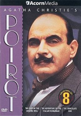 Poirot Collection 8