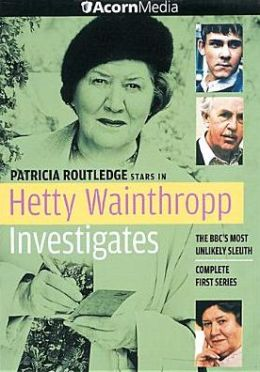 Hetty Wainthropp Investigates: Complete First Series