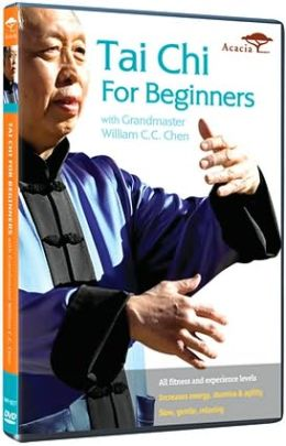 Tai Chi for Beginners with Grandmaster William C.C. Chen