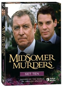Midsomer Murders - Set 10