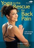 Video/DVD. Title: Yoga to the Rescue for Back Pain