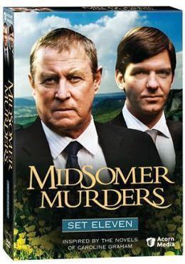 Midsomer Murders - Set 11