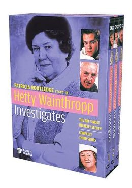 Hetty Wainthropp Investigates - The Complete Third Series