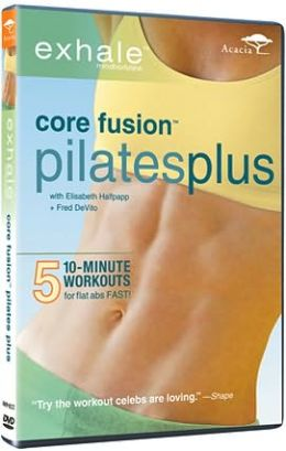 Exhale: Core Fusion - Pilates Plus