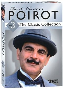 Agatha Christie's Poirot: Classic Collection 3