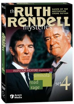 Ruth Rendell Mysteries - Set 4
