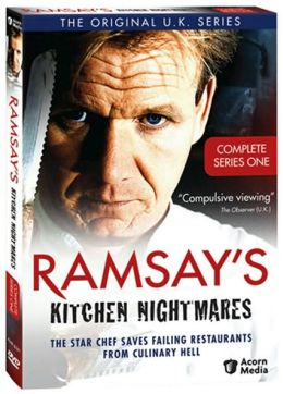 Ramsay's Kitchen Nightmares - Series 1