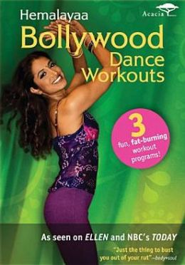 Bollywood Dance Workouts (3pc)