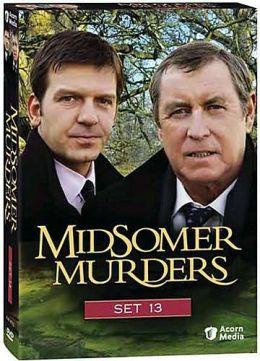 Midsomer Murders - Set 13