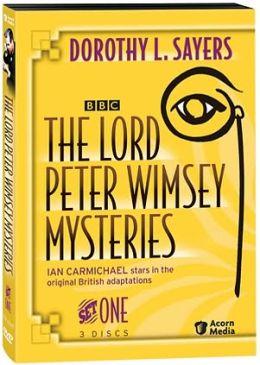 Lord Peter Wimsey Mysteries: Set 1