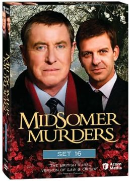 Midsomer Murders Set 16
