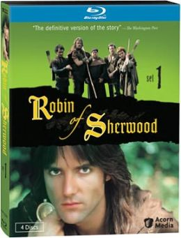 Robin Of Sherwood: Set 1