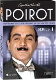 Video/DVD. Title: Agatha Christie's Poirot: Series 1