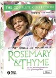 Video/DVD. Title: Rosemary & Thyme: the Complete Collection